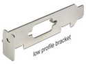 Планка корпусна,Accessories,COM9 Slot Bracket LowProfile,70.08.2713,
